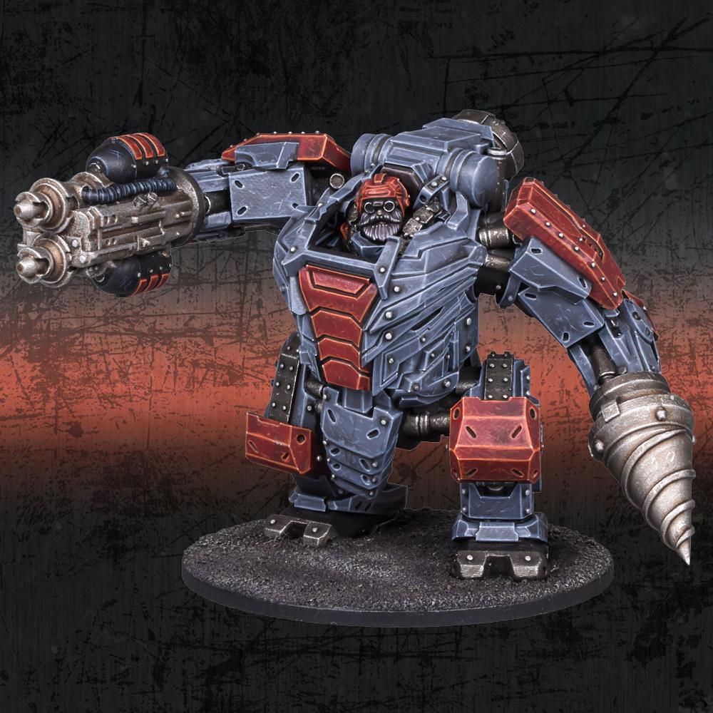 Artificer Juggernaut Torcher